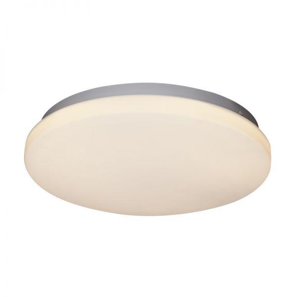 Plafoniera Tarug Globo, 41003-20, Alb, LED 20W, Lumina Calda, 1400lm