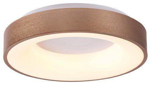 Plafoniera LED Carmella Rabalux, 5053, Auriu, LED 50W, Lumina Neutra, 3400lm