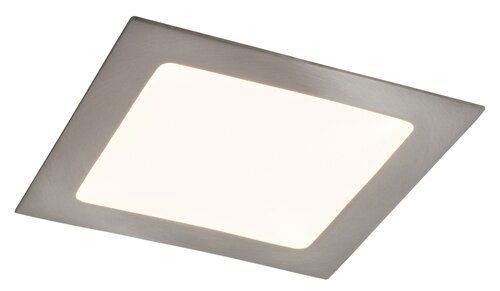 Plafoniera Lois Rabalux, 5582, crom satin, LED 12W, Lumina Calda, 800lm