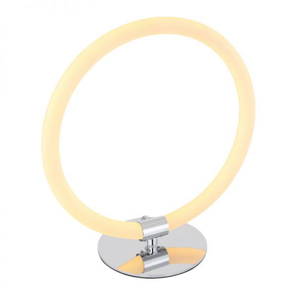Veioza Epi Globo, 65001T, Crom, LED 12W, Lumina Calda, 840lm