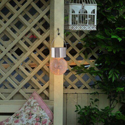 Lampa solara Yola Rabalux, 7850, Crom, LED 0.06W, Lumina Rece, 1lm