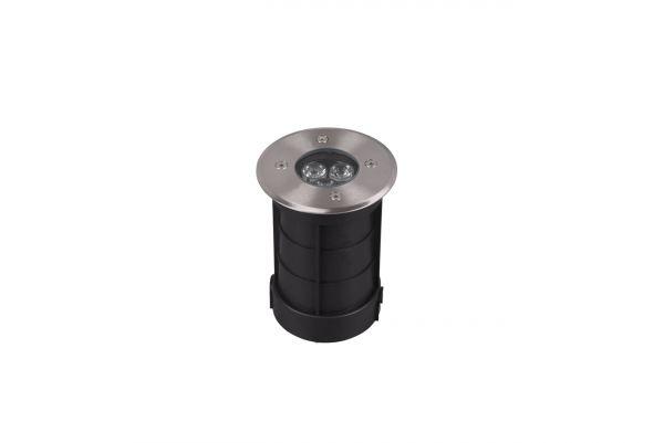 Spot Incastrat LED Belaja, 821660107, Nichel, LED 3W, Lumina Calda, 180lm
