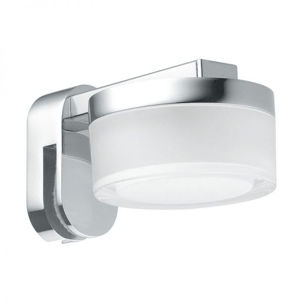 Aplica Romendo Eglo, 97842, crom, LED 4.5W, Lumina Calda, 480lm