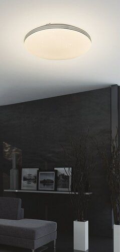 Plafoniera LED Oscar Rabalux, 3347, alb, LED 18W, Lumina Neutra, 1350lm