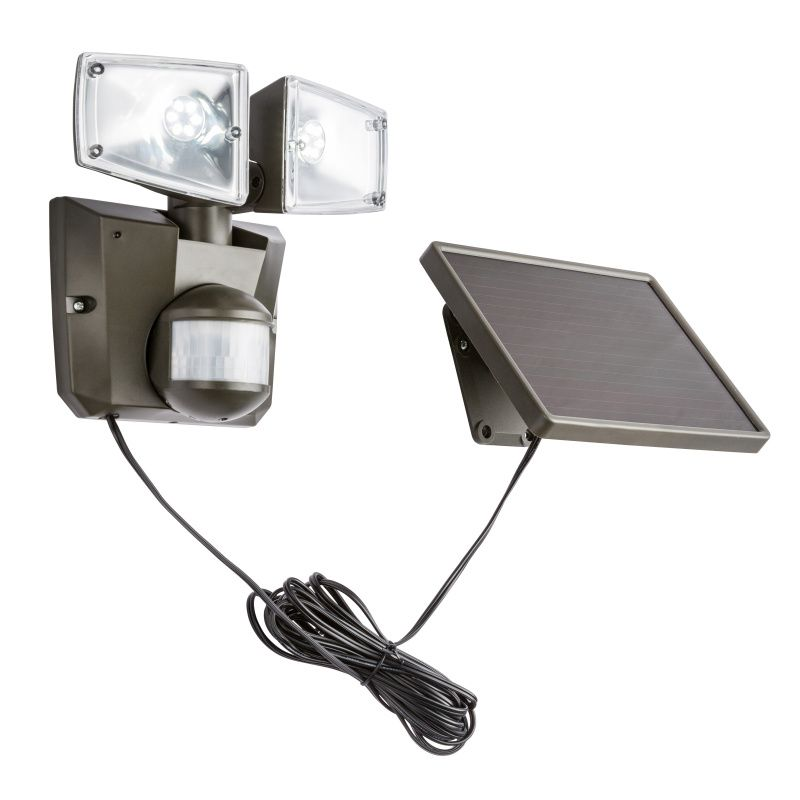 Lampa solara Solar Globo, 3717S, Gri, LED 3W, Lumina Rece, 209lm
