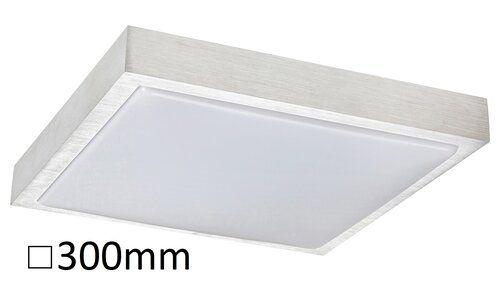 Plafoniera LED Sasha Rabalux, 5796, Aluminiu, LED 18W, Lumina Rece, 1080lm