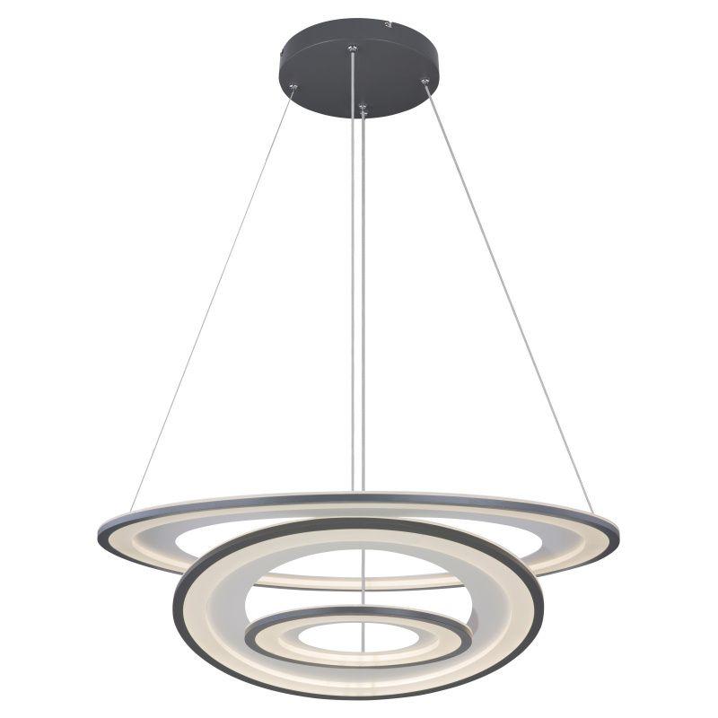Pendul Torrelle Globo, 67122-120G, Grafit, LED 100W, Lumina Variabila, 3600lm
