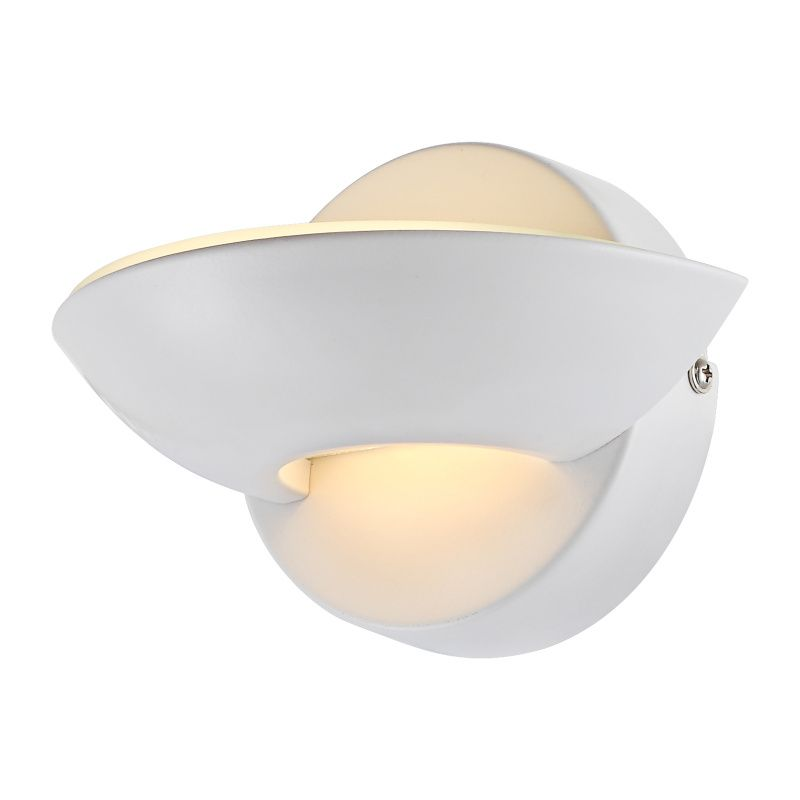 Aplica Sammy Globo, 76003, Alb, LED 3W, Lumina Calda, 100lm