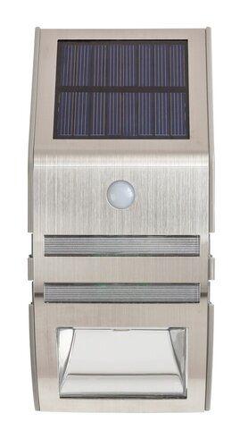 Lampa solara Rijeka Rabalux, 8783, Crom, LED 0.65W, Lumina Calda, 65lm