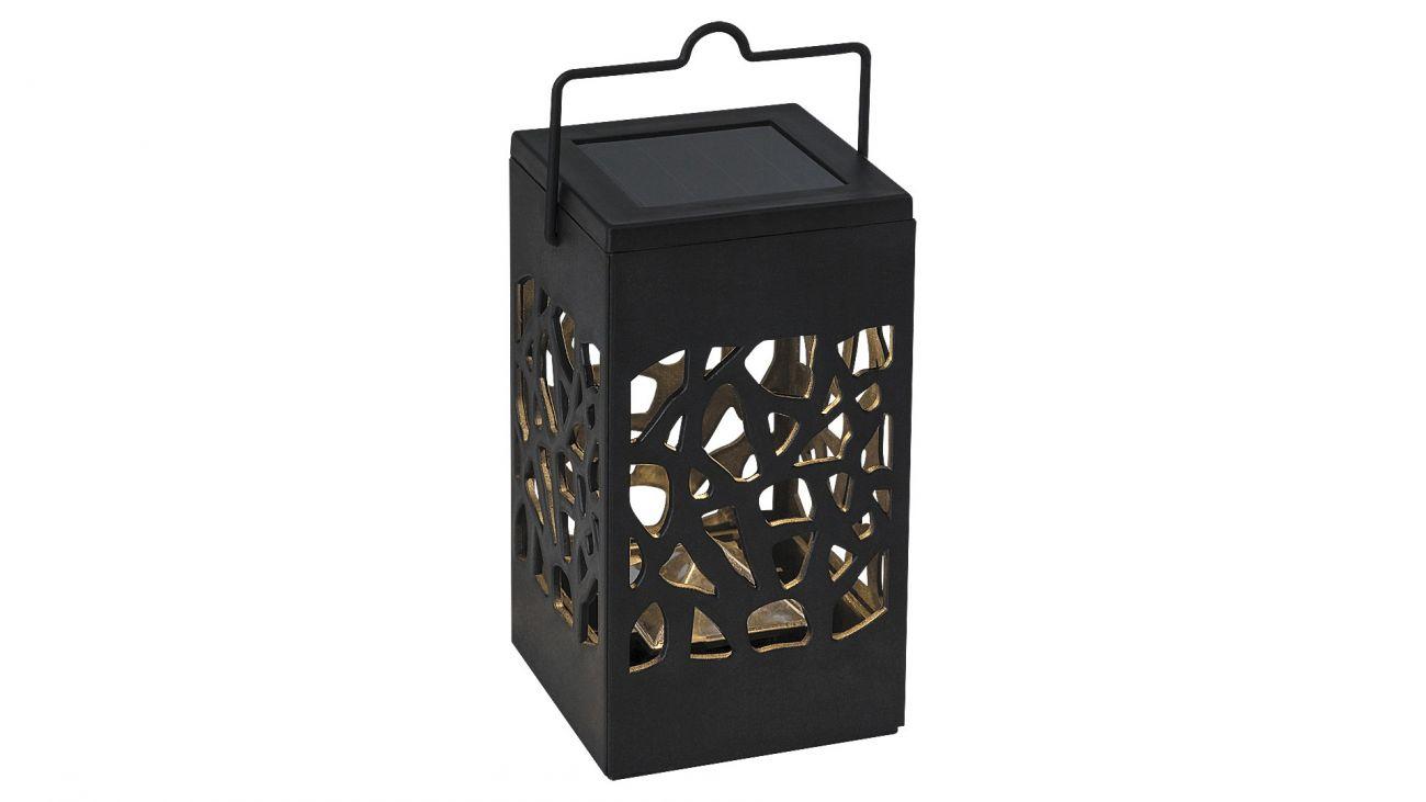 Lampa solara Mora Rabalux, 8948, neagra, LED 0.07, Lumina Calda, 1lm