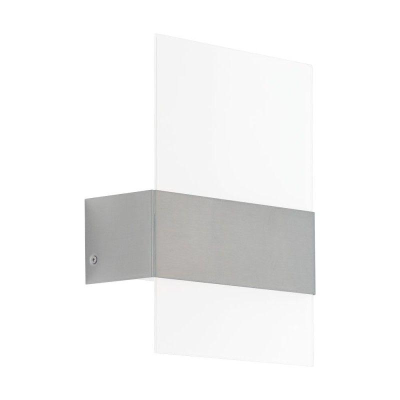 Aplica Exterior Nadela Eglo, 93438, Inox, LED 5W, Lumina Calda, 360lm