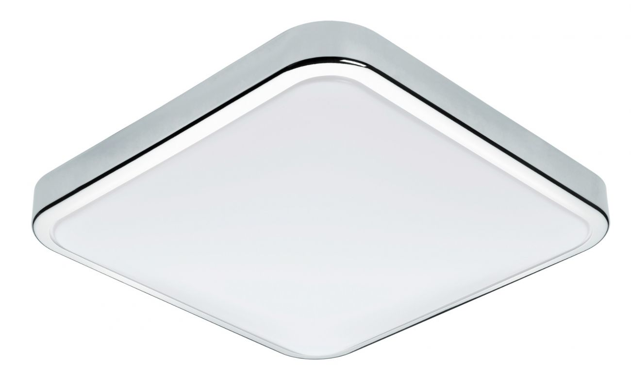 Plafoniera Manilva Eglo, 96229, crom, LED 16W, Lumina Calda, 1500lm