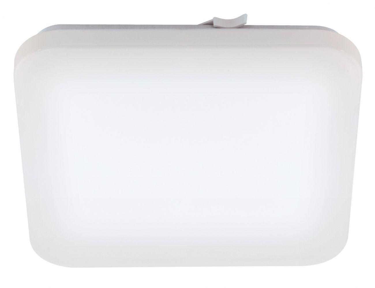 Pafoniera Frania Eglo, 97885, alba, LED 17.3W, Lumina Calda, 2000lm