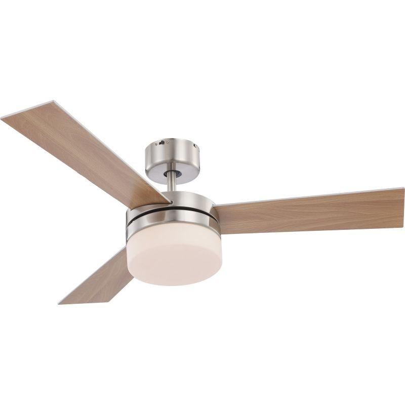 Ventilator Alana Globo, 0333, nichel, 2xE14