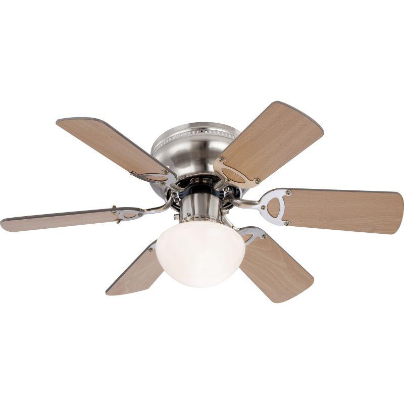Ventilator Ugo Globo, 0307, crom, 1xE27