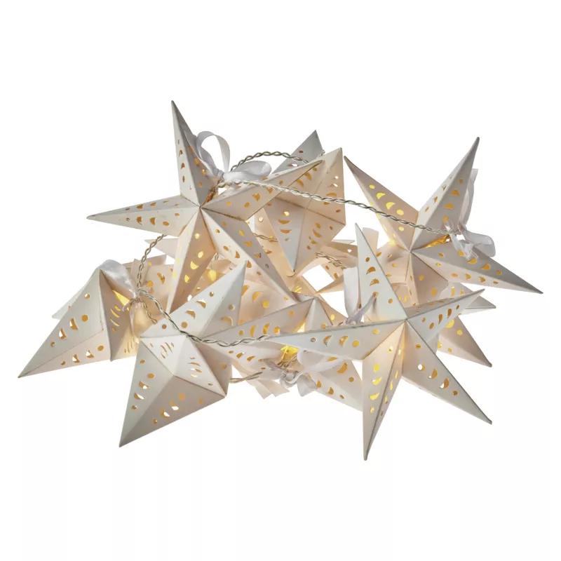 Instalatie Craciun Stelute Emos, 2064, Metal,  LED, 0.06W, Lumina Calda